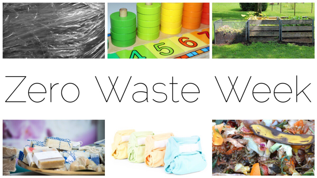 Zero Waste Week – Part 2+3